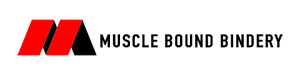 Muscle Bound Bindery Logo